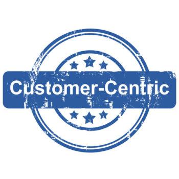 Simbolo de metodologias centradas no cliente