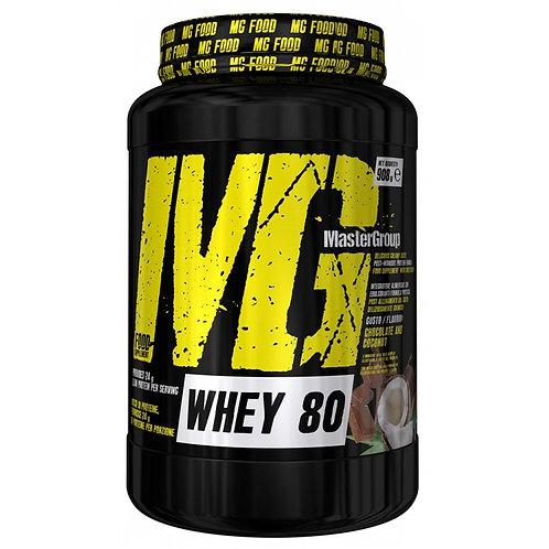 Proteine Whey 80 908g
