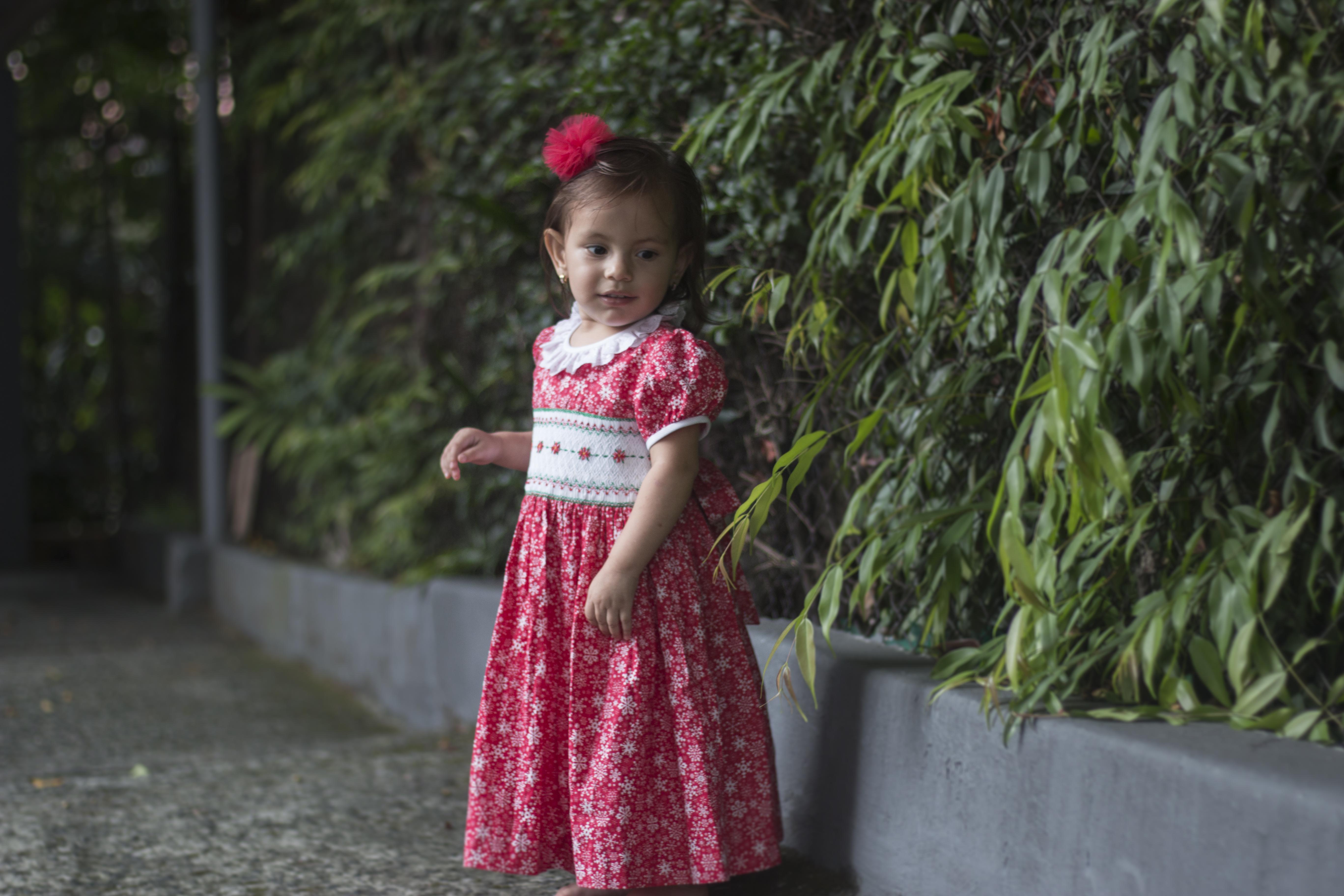 Fotografia, Niños, bebe, Navidad