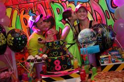 Cumpleaños de Alessa
