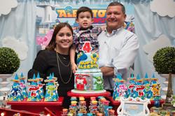Fiesta de cumpleaños de Alberto