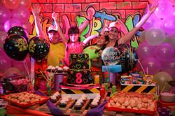Cumpleaños, fiesta, happy birthday