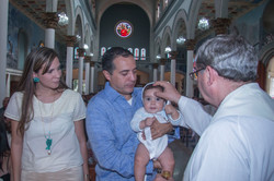 Bautizo Barroso,bebe