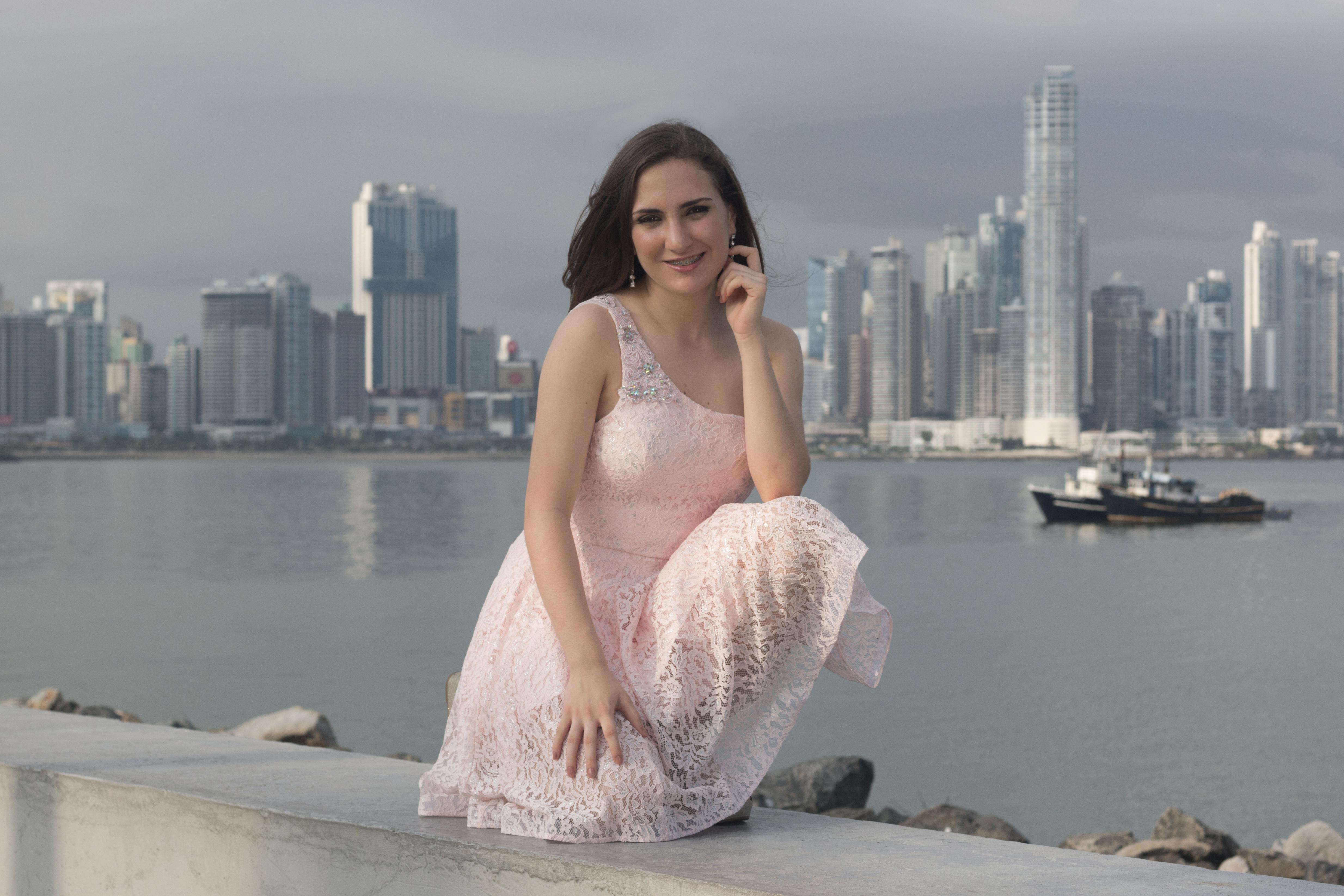 15 años, sesión fotográfica, Panamá