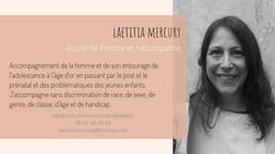 Laetitia Mercury