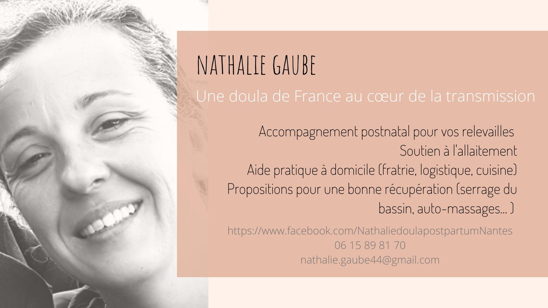 Nathalie Gaube