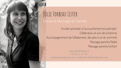 Julie Forbeau Lister
