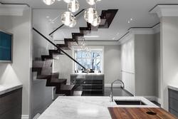 Escalier de cuisine