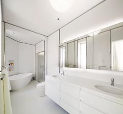Salle de bain des maîtres :