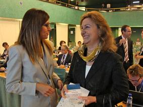 Magda Marquet recomana apostar per l''ehealth' per desenvolupar una indústria de la biot