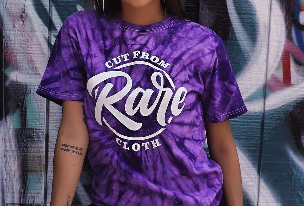 """Purple """"Tie-Dye"""""""