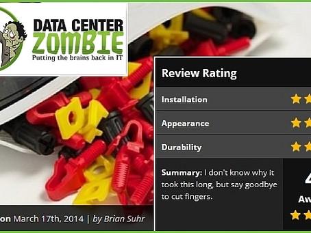 Data Centre Zomie Scores Rackstuds™ 4.7/50