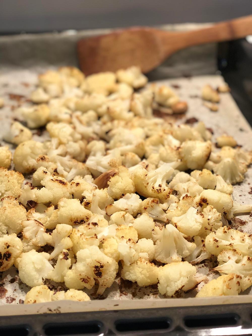Shmigimimi potaž od grilovanog karfiola