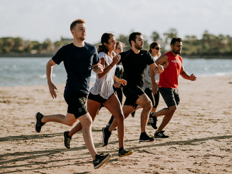 Join a Run Challenge