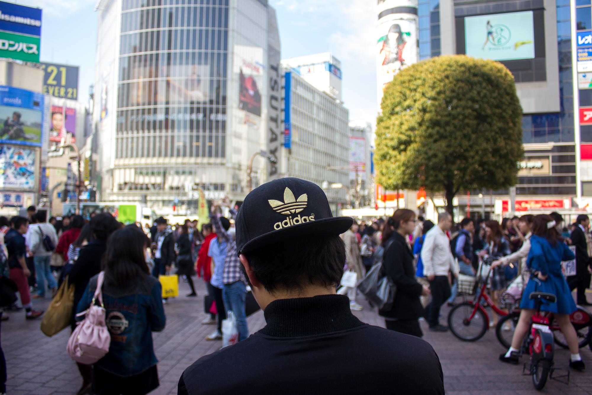© Gray Kotze - Shibuya