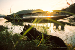 © Gray Kotze - Longtail Boat
