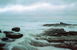 © Gray Kotze - Misty Cliffs