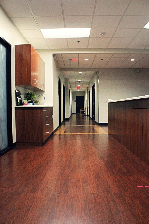 Outpatient Hallway