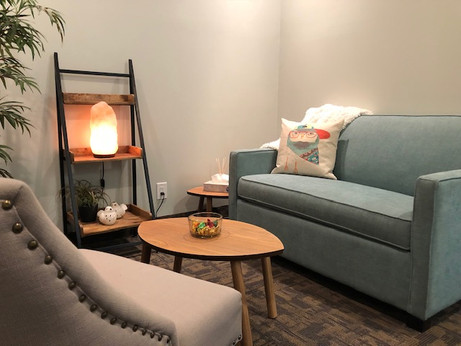 An Inviting & Comfortable Counselling Room