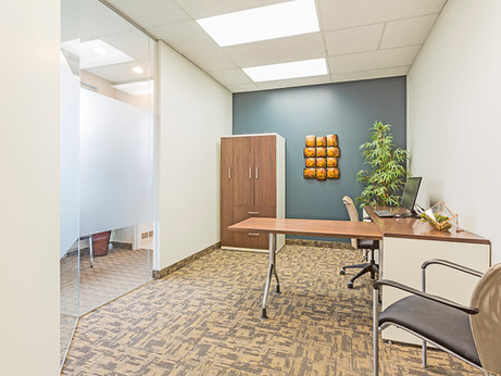 Bright Office Environments!