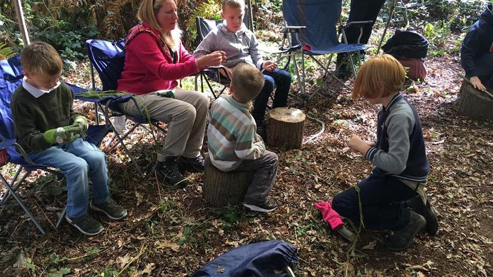 Family Forest Fun! digital detox  Saturday 29th May