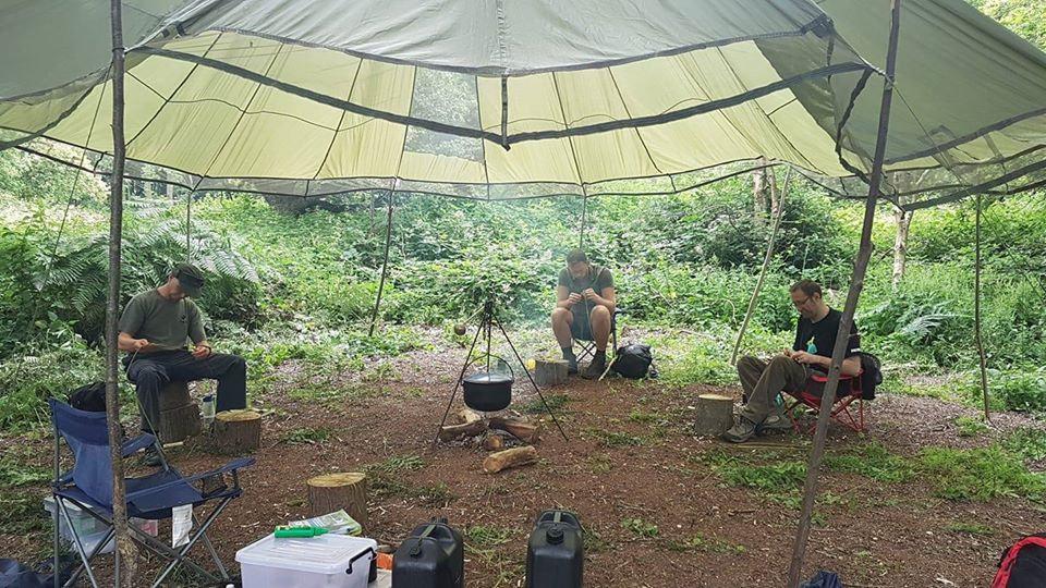 Basic bushcraft skills day Saturday 11th September