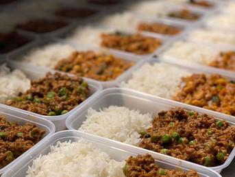 英国ではじまった外食産業者による医療従事者への食事の提供