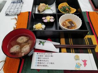 日本を旅するお食事会 千葉冬編