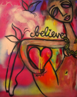 Believe | Mary Claire