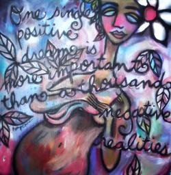 Dreams | Mary Claire