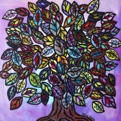 Happy Tree | Mary Claire