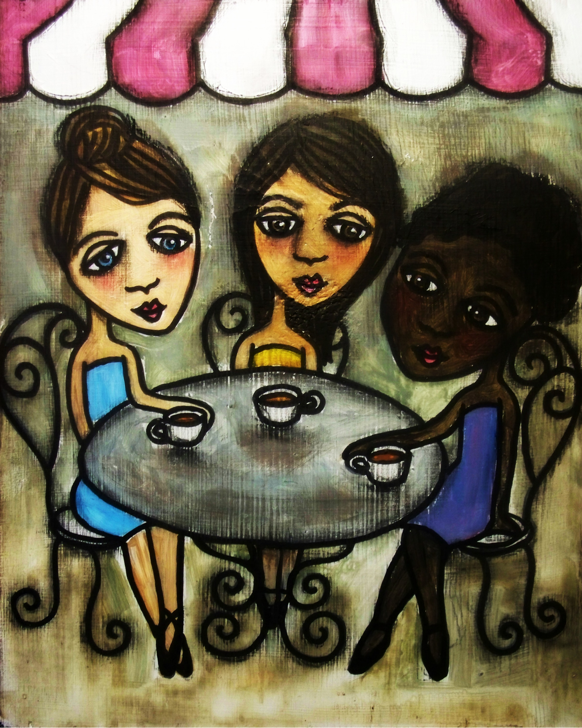 Coffee with Girlfriends