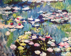 Water Lillies | Mary Claire