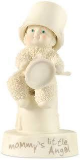 Snowbabies Mommy's Little Angel
