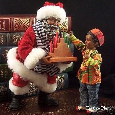Kawanza Santa (Clothtique)