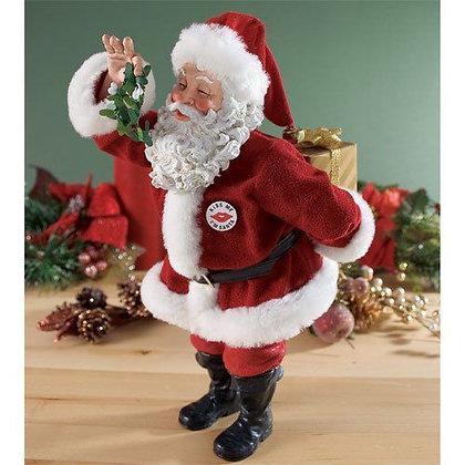 Kiss Me I'm Santa (Clothtique)
