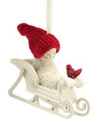 Snowbabies Jingle All the Way
