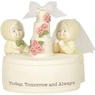 Snowbabies Just Married