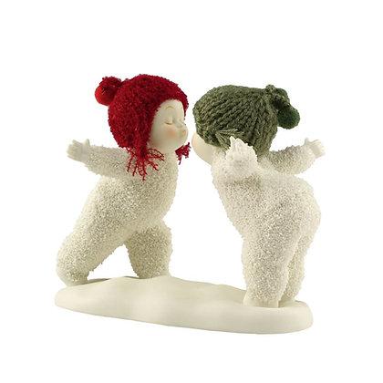 Snowbabies Pucker Up, Baby