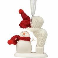 Snowbabies Top it Off