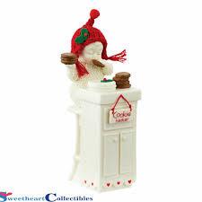 Snowbabies Cookie Tester