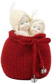 Snowbabies Surprise for Santa