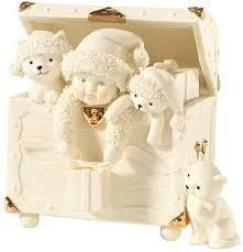 Snowbabies Kittens Get Into Christmas