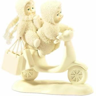 Snowbabies Shopping Spree