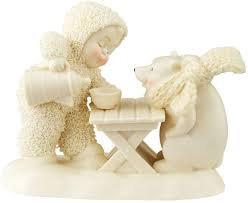 Snowbabies Bearly Awake