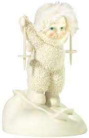 Snowbabies Powder Puff