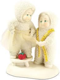 Snowbabies Measures of Love