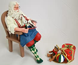 "Clothtique Santa ""Creative Snooze"""