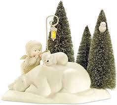 Snowbabies Shhh Baby Dreaming