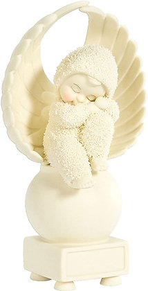 Snowbabies An Angel to Look After You